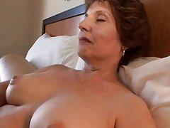 Seksi handjob porno