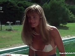 Vruća gola djevojka s