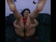 Spužva i pješčan pornić