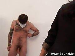 Prekrasan crni besplatni porno